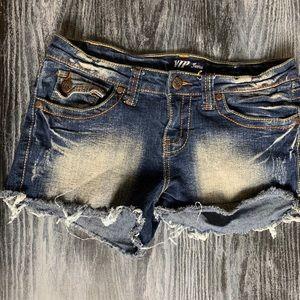 VIP jeans short